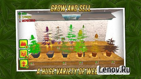 Weed Shop The Game (обновлено v 2.71) Мод (Free Shopping)