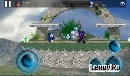 Super Smash Clash - Brawler (обновлено v 1.2.5.2.0)