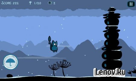 Bronko Blue, the kitten copter v 1.1.2
