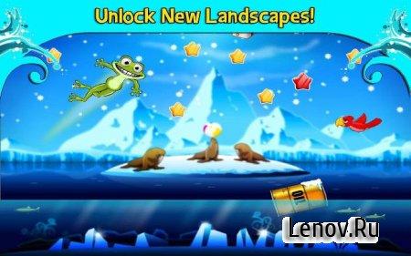 Froggy Splash 2 (обновлено v 1.0.1) Мод (много денег)