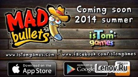 Mad Bullets: Cowboy Shooter v 1.12.9 Мод (свободные покупки)