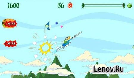 Fionna Fights - Adventure Time v 1.2 Мод (свободные покупки)