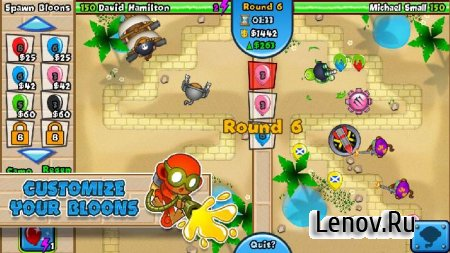 Bloons TD Battles v 6.7.2 (Mod Money)