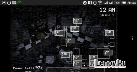 Five Nights at Freddy's v 2.0 Мод (Everything Unlocked)