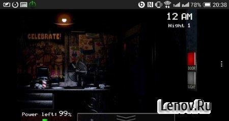 Five Nights at Freddy's (обновлено v 1.85) Мод (Everything Unlocked)