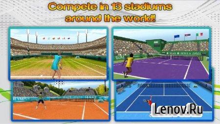 First Person Tennis World Tour v 2.6 Мод (бесконечная энергия)