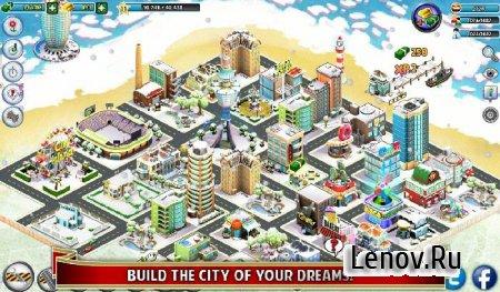 City Island: Зима (обновлено v 2.22.4) Мод (много денег)