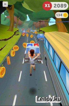 Run Forrest Run v 1.8.6 Мод (свободные покупки)