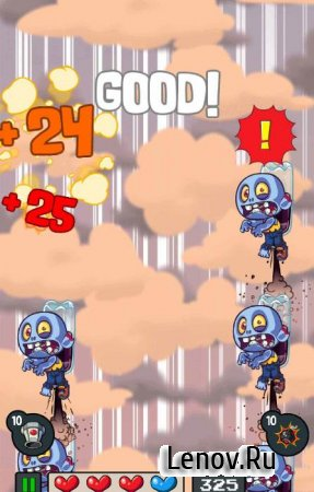 Bounty Hunter vs Zombie v 2.0.1 Мод (свободные покупки)