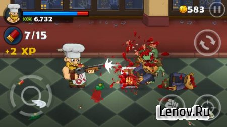 Bloody Harry v 2.42.0 Mod (gold coins/crowns)