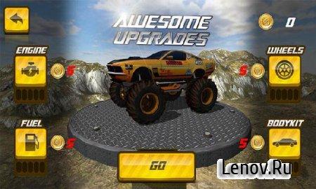 Truck On The Run v 1.2 Мод (много денег)