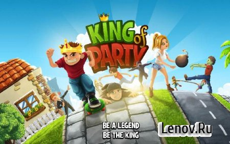 King of Party v 1.30 Mod (Unlimited Gems/Gold)