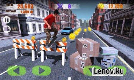 Street Skater 3D v 1.0.3 Мод (много денег)