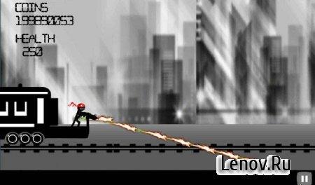 Stickman Train Shooting v 1.2.1 Мод (много денег)