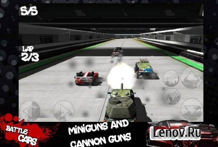 Battle Cars Action Racing 4x4 v 1.02