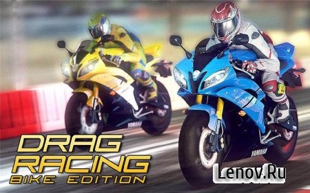 Drag Racing: Bike Edition v 2.0.4 Mod (Unlimited Money)