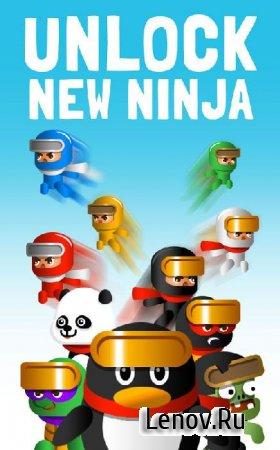 Ninja GO : Infinite Jump v 1.0.6 Мод (много монеток)