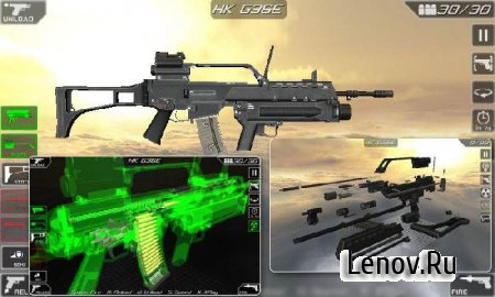 Gun Disassembly 2 v 14.0.1 Mod (много денег)