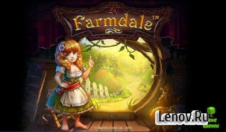 Farmdale - magic family farming game (Долина Ферм) v 4.7.7 (Mod Money)