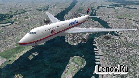 Flight Simulator Online 2014 (обновлено v 5.1.1) Мод (Unlocked)