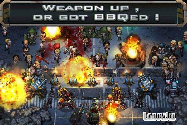 скачать игру zombie evil 2 с бесконечными деньгами на андроид