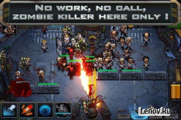 скачать игру zombie evil 2 с бесконечными деньгами