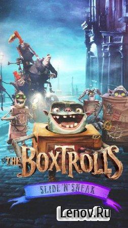 The Boxtrolls: Slide 'N' Sneak (обновлено v 1.3.5) Мод (много денег)