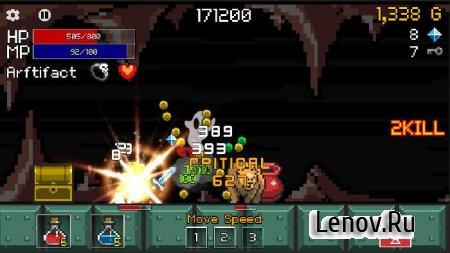 Buff Knight! - Idle RPG Runner v 1.79 Мод (много денег)