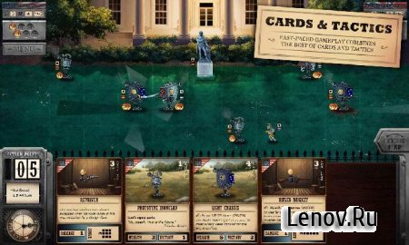 Ironclad Tactics (обновлено v 1.05) Мод (Unlocked)