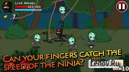 Ninjas - STOLEN SCROLLS (обновлено v 1.5) Мод (много денег)