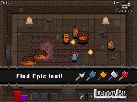 bit Dungeon v 3.47 Мод (Unlimited Black Coins)