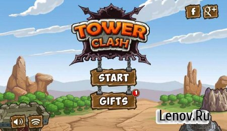 Tower Clash TD (обновлено v 2.0) Mod (Unlimited Stars)