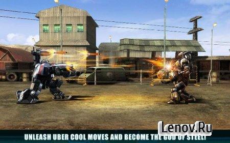 Ultimate Robot Fighting v 1.2.112 Мод (много денег)