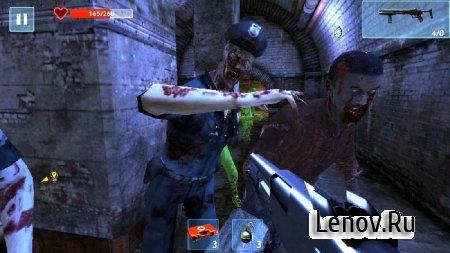 Zombie Objective v 1.0.9 Мод (много денег)