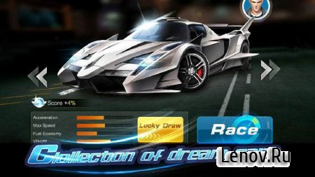 Infinite Racer-Blazing Speed v 1.0.1.0