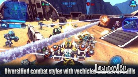 Star Warfare2:Payback v 1.27 Mod (Unlimited Money)
