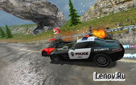Racers Vs Cops : Multiplayer v 1.27 Мод (много денег)