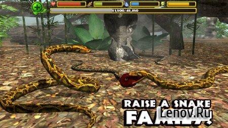 Snake Simulator v 1.5 Мод (полная версия)
