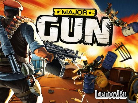 Major GUN : War on terror v 4.1.1 (Mod Money)