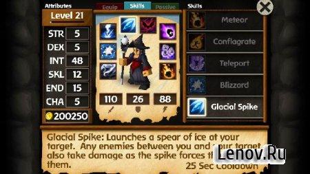 Battleheart Legacy v 1.5.3 Мод (много золота)
