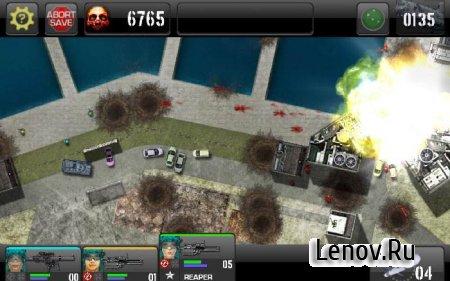 War of the Zombie v 1.3.77 Мод (полная версия)