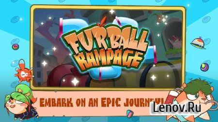 Furball Rampage: Total Chaos (обновлено v 1.1.3) (Mod Money)