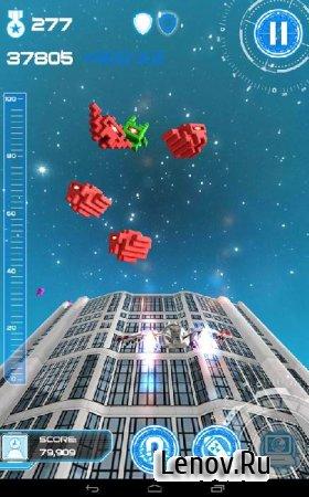 Jet Run: City Defender v 1.35 Мод (много денег)