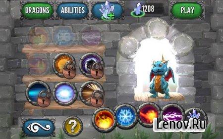 Epic Dragons (обновлено v 1.03) Мод (много денег)
