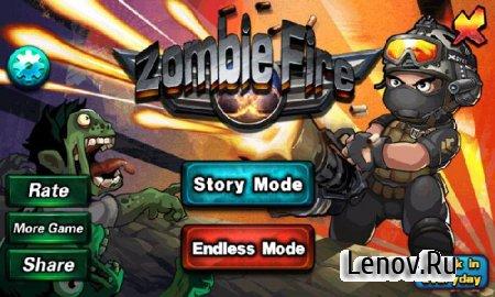 Zombie Fire v 1.1.7 Мод (много денег)