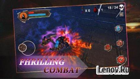 Galaxy Craft Defender 3D v 1.0.1 Мод (бесконечная мана)