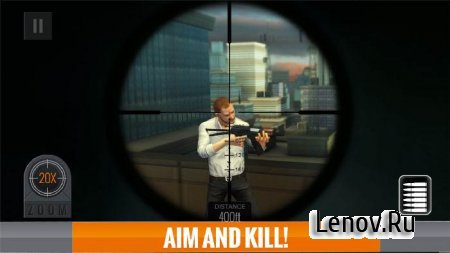 Sniper 3D Assassin v 2.14.15 (Mod Money)