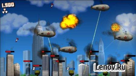 Rocket Crisis: Missile Defense v 1.5.3 Мод (много денег)