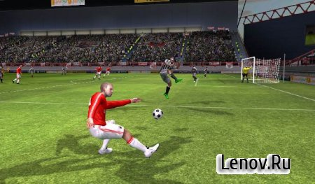 Dream League Soccer (обновлено v 2.07) Мод (много денег)