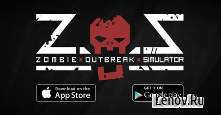 Zombie Outbreak Simulator v 1.6.4 Mod (Unlimited)
